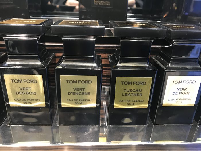 Tom Ford WHITE SUED暗麝心魄香水100ml