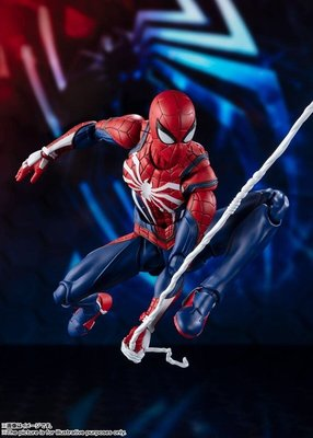 初回地台 SHF SPIDER-MAN ADVANCED SUIT FAR FROM HOME蜘蛛俠 AVENGERS PS4