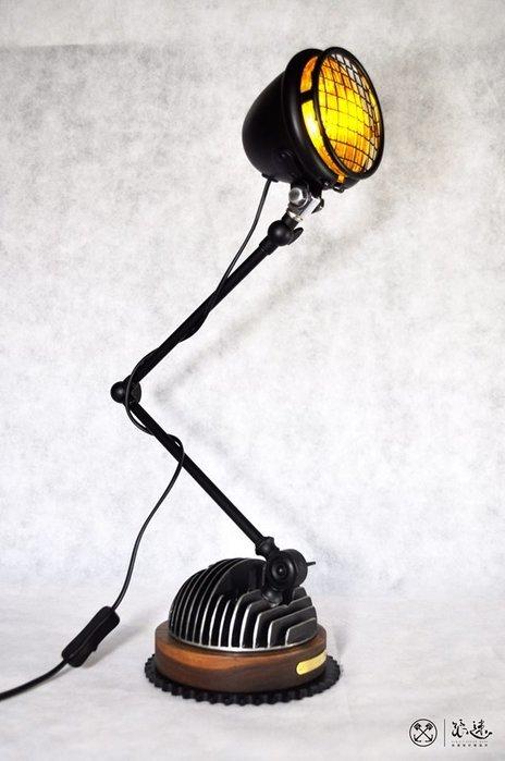 (I LOVE樂多)100S Table Lamp檯燈 浪速設計製造所 居家/店家/工業風/裝飾