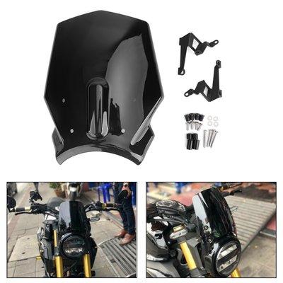 降價!Honda CB150R/CB300R 18-19抗壓擋風鏡附支架《極限超快感》