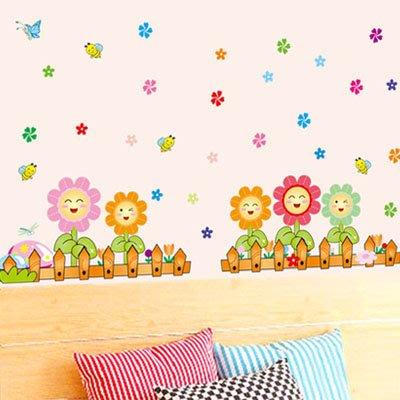 創意壁貼-盆栽花園 AY7101-924【AF01013-924】JC雜貨