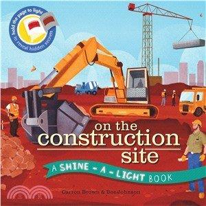 On The Construction Site (發光書)(精裝) 現貨 特價