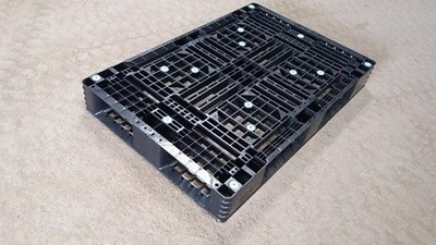 二手棧板/中古棧板/塑膠棧板 120x80x14 品項極新 可荷一噸重