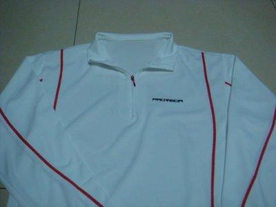 五豐釣具- DAIWA 白色長袖排汗衫 PE-7014 特價2700元