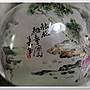 ○古奇納○  稀有珍貴天然水晶---內畫鼻煙壺----有落款