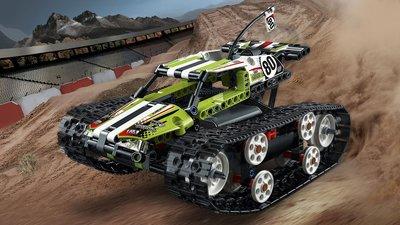 7/24現貨到 樂高 LEGO 42065 科技系列 RC 履帶賽車 遙控 全新未拆