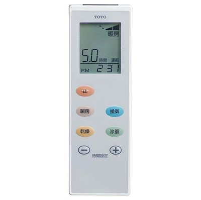 【路德廚衛】TOTO浴室換氣暖房乾燥機TYK182KTR (220V) 無線遙控器 優惠中