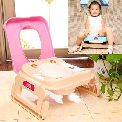 兒童坐便器可折疊加大環保嬰幼兒男女坐便器舒適軟墊尿盆兒童馬桶