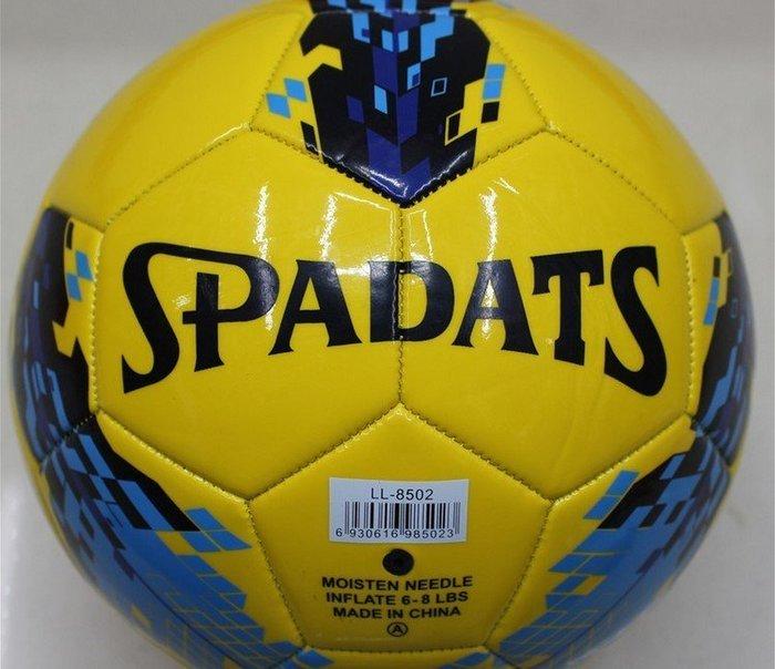 SPADATS_西甲巴塞紅色 專業足球-5號足球 歐冠英超曼聯 巴薩 皇馬T90世界杯足球