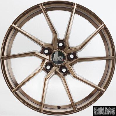 全新鋁圈 BOLA B25 17吋鋁圈 古銅金 4/100 5/100 5/114.3 4孔100 5孔114.3