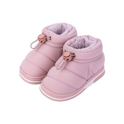 ins熱銷-冬季兒童棉拖鞋女寶寶棉鞋男童小孩加厚保暖防滑幼兒園室內鞋包跟#鞋子#雪地靴#保暖#創意