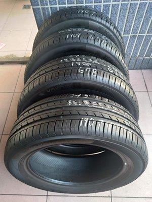 215 55 R 17 19年製造 日本 橫濱 ES32 9成新 落地胎 二手 中古 輪胎 一輪1800元