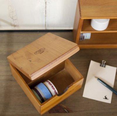 Homestead復古木製紙膠帶收納小盒~兔果兒鄉村雜貨TO GO ZAKKA