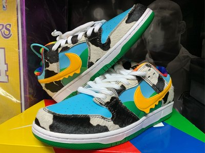 全新 Nike SB Dunk Low Ben & Jerry's Chunky Dunky US9.5 現貨