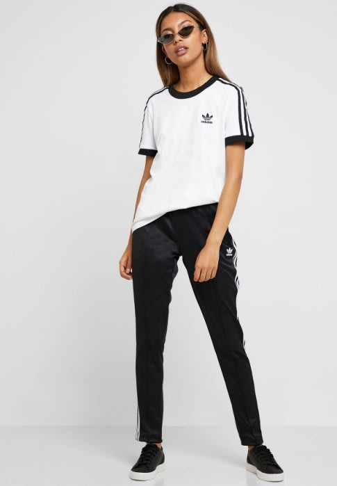 ADIDAS ORIGINALS 白色 黑白 白黑 休閒 短袖 短T T恤 ED7483 ED7482 請先詢問庫存