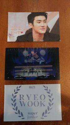 Super Junior  偶像卡