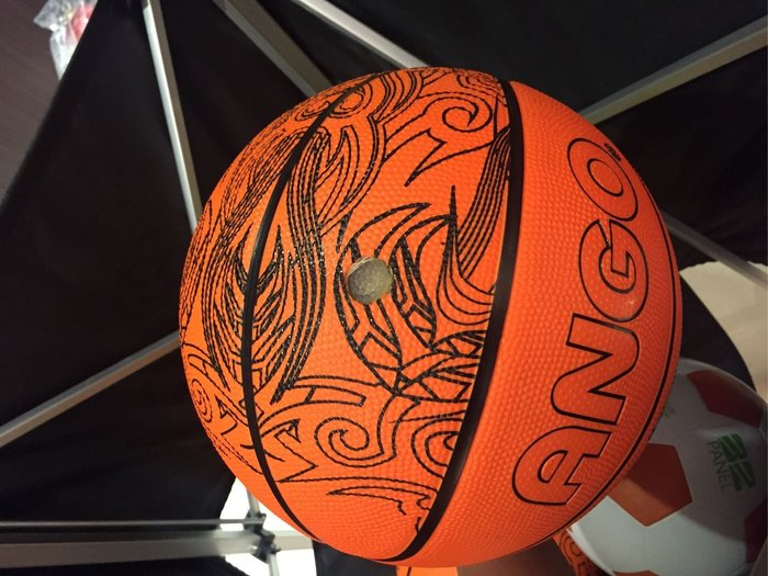 ◇ 羽球世家◇【籃球】 ANGO發光籃球 LIGHT UP 七號 新紋路《今夏最火紅》