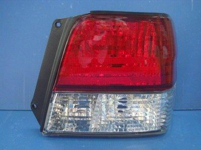 小亞車燈╠ 全新 TERCEL 紅白 晶鑽 尾燈+後視鏡RH+角燈 下標賣場