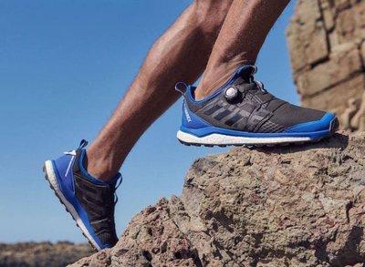 【S.M.P】Adidas Terrex Wm Agravic Boa 藍黑白 聯名 慢跑鞋 EE3913