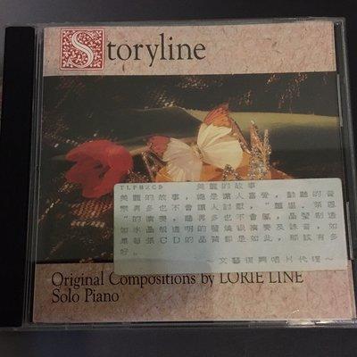 *愛樂熊貓*1990美首版(片況新無IFPI)Lorie Line - Just Me蘿莉萊恩STORYLINE美麗故事