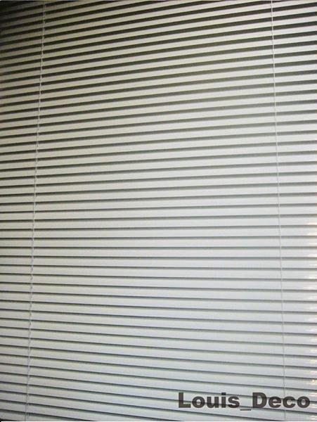 *Louis_Deco 鋁片百葉窗.浴室防鏽百葉窗.可自取.可配色.DIY每才25元.另有霧面黑及亮面黑及木片百葉窗