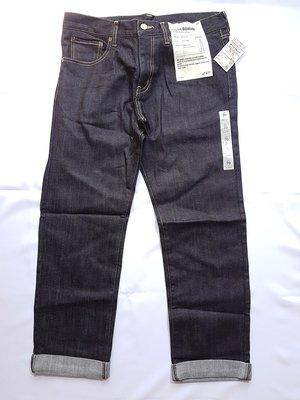 [MUJI無印良品]丹寧牛仔褲 全新正品70(32~33腰)編號88005