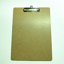 A4 直式 木板夾 密集板製成更耐用不易破碎 要買20個