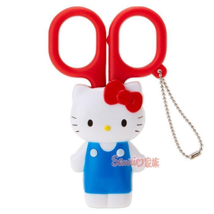 《東京家族》日本正版造型剪刀- Hello Kitty 文具用品