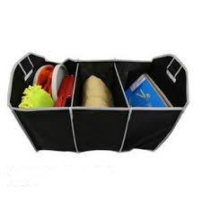 【汽車儲物箱】 車內置物箱 汽車折疊箱 後車廂收納袋 工具箱 A005