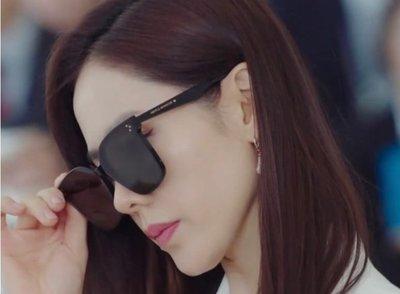 小金*韓國代購*韓劇愛的迫降孫藝珍著用GENTLE MONSTER 品牌墨鏡型號HER 01 ~預購中