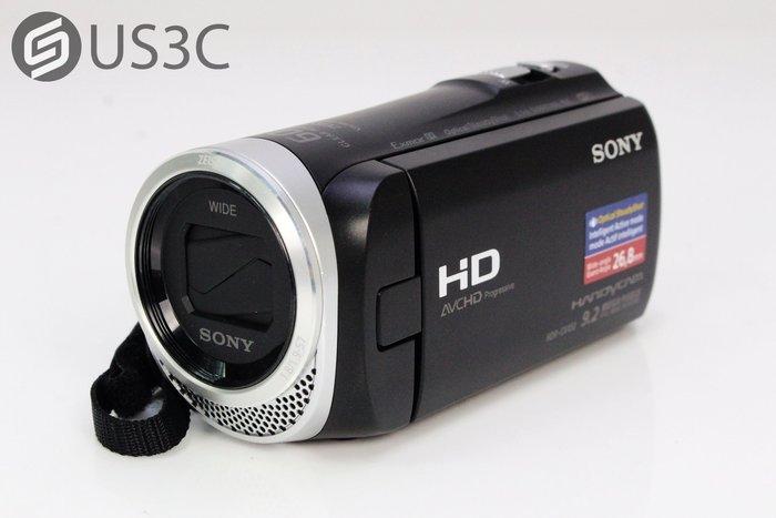 【US3C-小南門店】公司貨 Sony HDR-CX450 HD 數位攝影機 蔡司鏡頭 920萬像素 5.1聲道麥克風 光學防手震 高速智慧自動對焦
