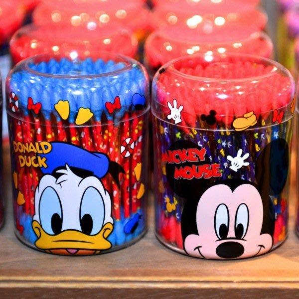 Ariel's Wish預購-日本東京迪士尼阿卡將小熊維尼跳跳虎小豬伊耳baby小嬰兒小朋友棉花棒掏耳棒--日本製--