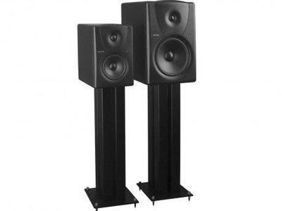 丹麥 迪夫 DIFF AUDIO SM-8 8吋低音兩音路主動式監聽喇叭~另有SM-5 黑色~白色~AMC 306D擴大機