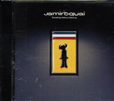 K - Jamiroquai - Travelling Without Moving - 日版