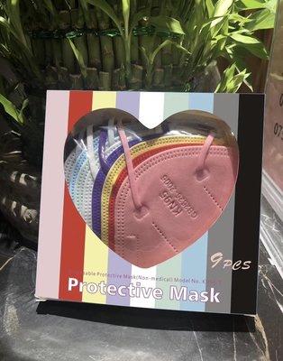❣️現貨區 成人口罩 立體口罩 彩色口罩 彩虹口罩 印花口罩 歐美口罩 非麥迪康 靓麗小舖