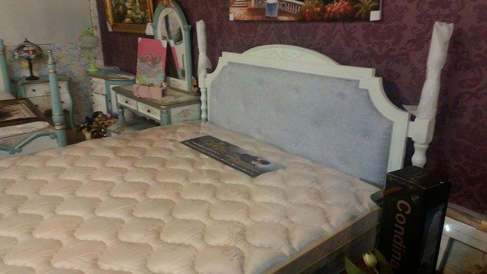 緹花布面五尺獨立筒床墊