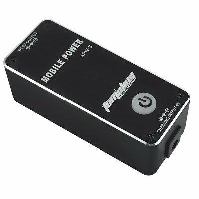 ☆ 唐尼樂器︵☆ Tom's Line Engineering 電吉他/電貝斯 Bass 單顆效果器隨身行動電源供應器