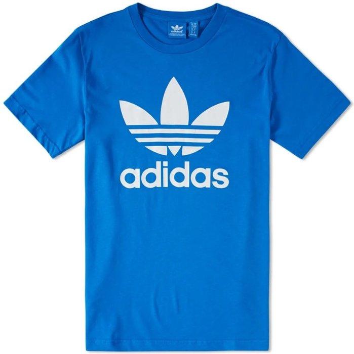 T☆【adidas館】☆【愛迪達adidas三葉草LOGO印圖短袖T恤】☆【AD001C1】(S-M-L)原價1499 2/18到貨