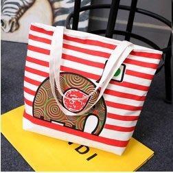 手提包/購物包 (紅條大象)下標區