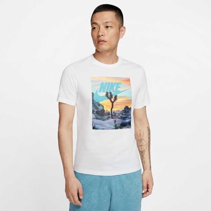 南◇2020 5月 Nike T恤 NSW Tee 仙人掌 短袖 CT6885-010 黑色 CT6885-100 白色