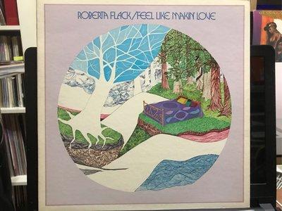 ROBERTA FLACK/FEEL LIKE MAKIN' LOVE 西洋 黑膠唱片