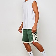 【R.T.G】NIKE MIL SWINGMAN SHORT ROAD 18 NBA 球褲 公鹿 AJ5623-323