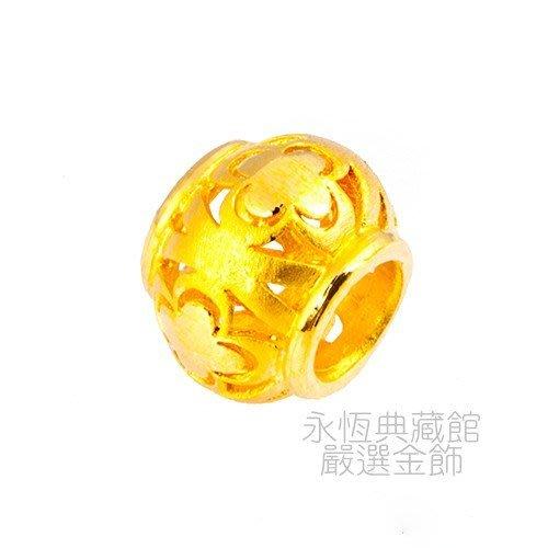 【永恆典藏館】J'code真愛密碼【幸福童話黃金串珠】兼具質感和保值的首選 免運