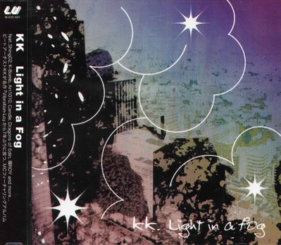 K - KK - Light in a Fog - 日版 - NEW