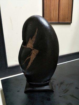 【上古奇石】早期收藏《南田石舞者》免運費