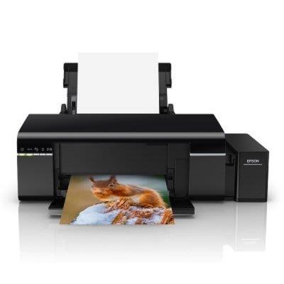 ☆《含稅》全新EPSON L805 / L 805 / L-805 六色連續供墨印表機①