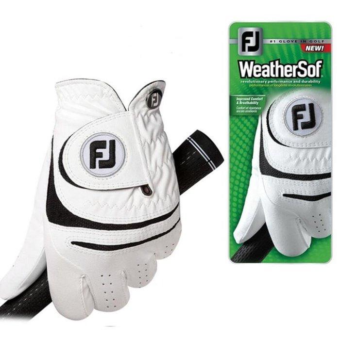 高爾夫手套左右手雙手單只防滑耐磨 golf練習手套透氣 vr 聖誕節交換禮物 【莎芭】