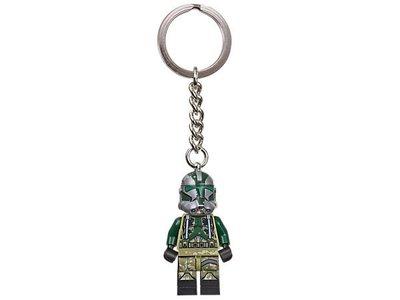 【LEGO 樂高】100% 全新美國正品 積木/ Star Wars 星際大戰 鑰匙圈 Commander Gree