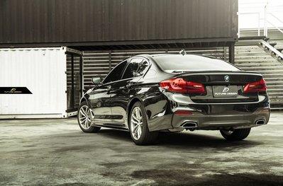 CS車宮車業 寶馬 BMW G30 G31 MTECH OEM 方型 尾飾管 520 530 540