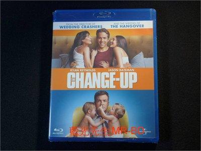 [藍光BD] - 玩咖尬宅爸 The Change Up BD-50G -【 雪地迷蹤 】萊恩雷諾斯